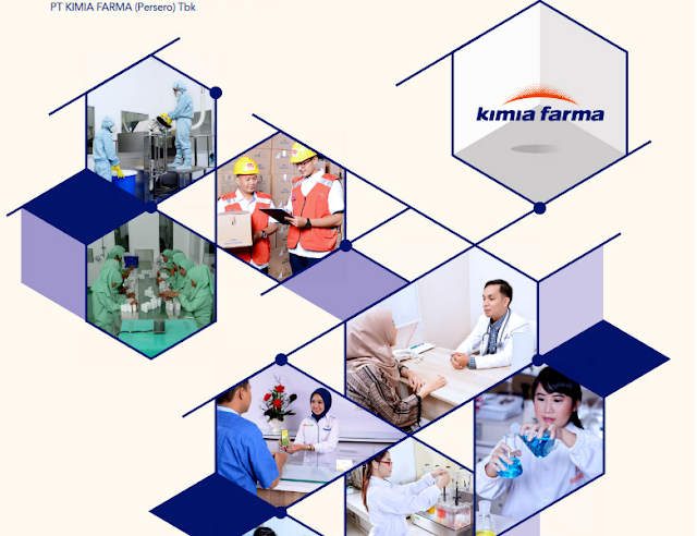 Lowongan Kerja PT. Kimia Farma (Persero) Tbk, Jobs: Operator Produksi, Quality Control Staff.