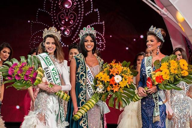 El Miss Venezuela 2018 se celebrará a pesar del escándalo - Con nuevas prostitutas