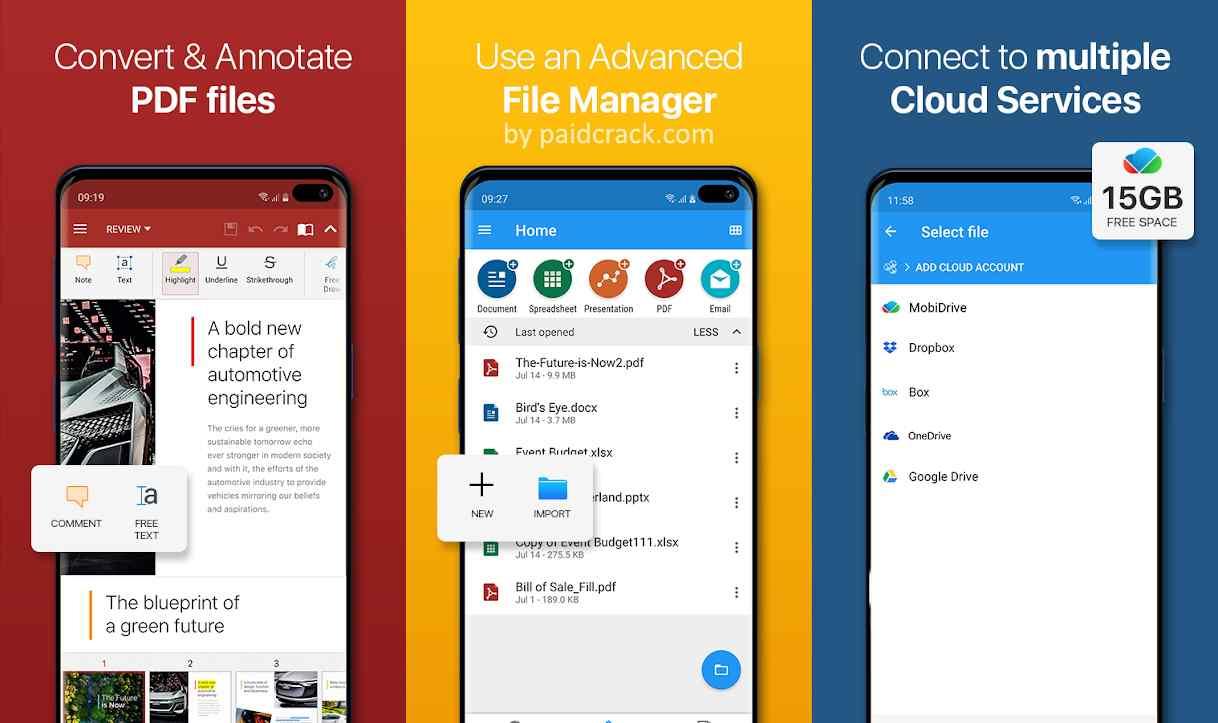 OfficeSuite Pro Apk