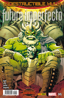 INDESTRUCTIBLE HULK 45 FUTURO IMPERFECTO 5