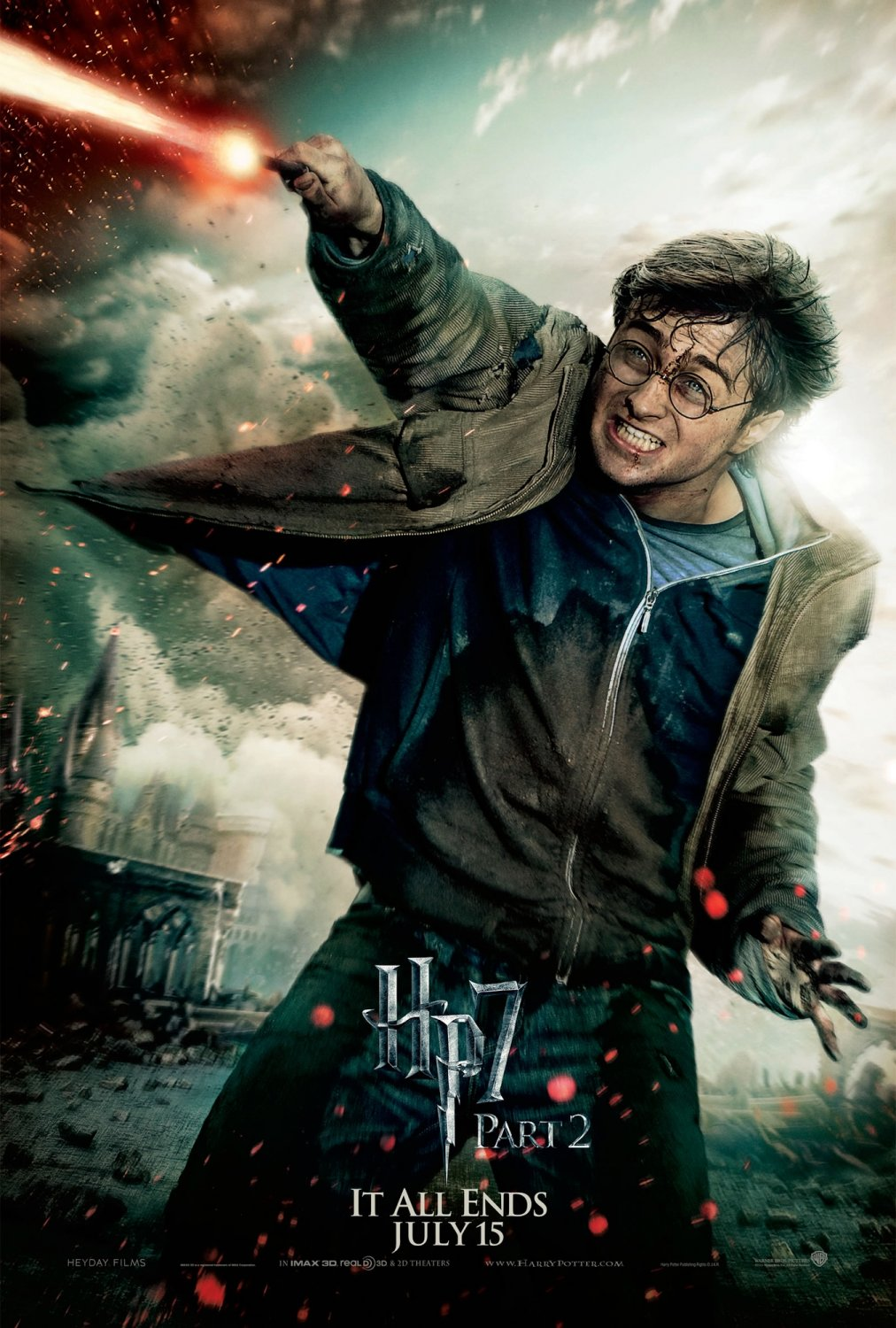 Harry Potter and the Deathly Hallows: Part 2 : Watch Harry Potter Movie Online