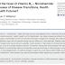 Ingestão de carne e a dose de vitamina B3 — nicotinamida: causa das causas das transições de doenças, divisões na saúde e futuros na saúde?