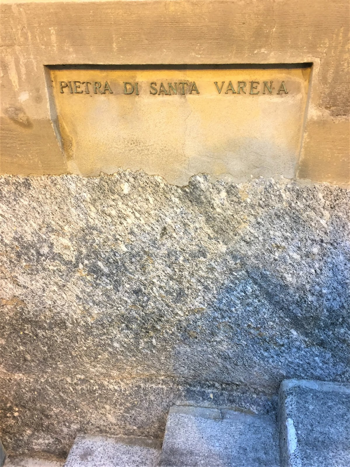 pietra di santa varena