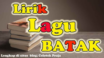 Lomos Ni Simatua Lirik |Unang Sai Lomos Be Roham Perdana Trio