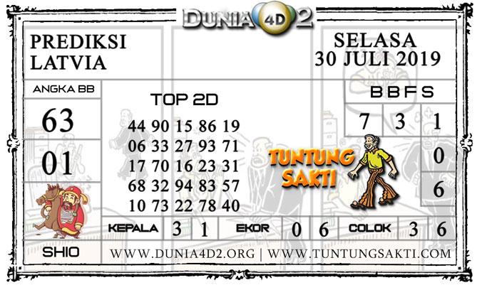 "Prediksi Togel ""LATVIA"" DUNIA4D2 30 JULI 2019"