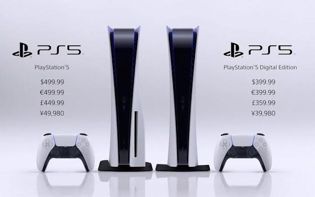 Playstation 5 Sudah Bisa Dipesan Di Indonesia, Berapa Harganya?