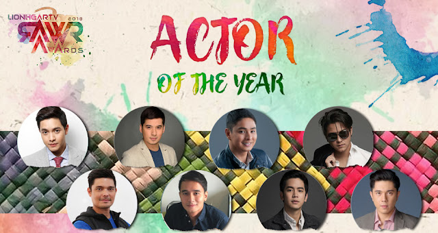 actor of the year