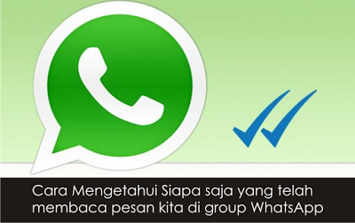 Cara Mengetahui siapa Siders dan Readers di Grup Whatsapp