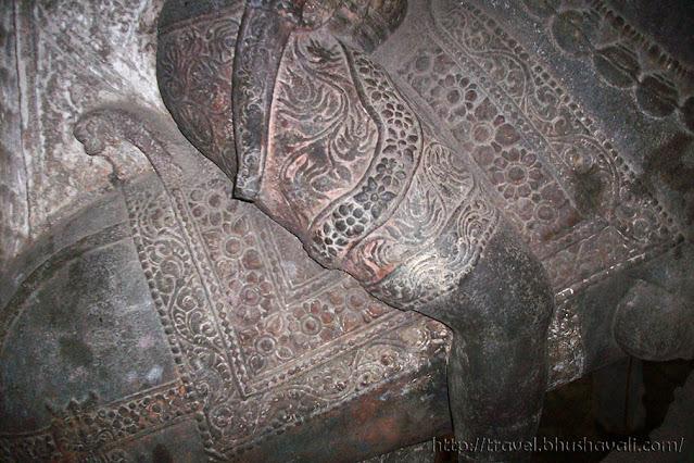 Avudaiyarkoil Aathmathaswamy Temple Sculptures