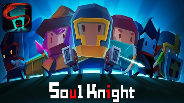 Soul Knight (MOD, Unlimited Gems) Free Download Apk