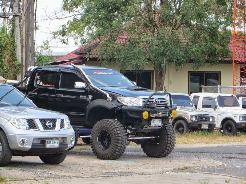Тойота пикап большие колеса