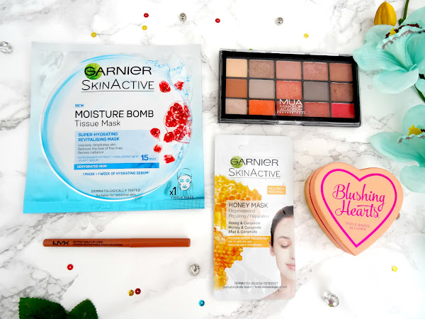 A Thank You / 500 Bloglovin Followers Giveaway