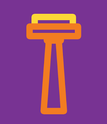 razor salon icon
