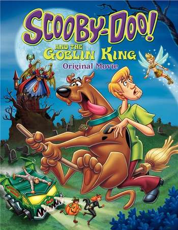 Scooby-Doo and the Goblin King 2008 Dual Audio 250MB BRRip 480p ESubs