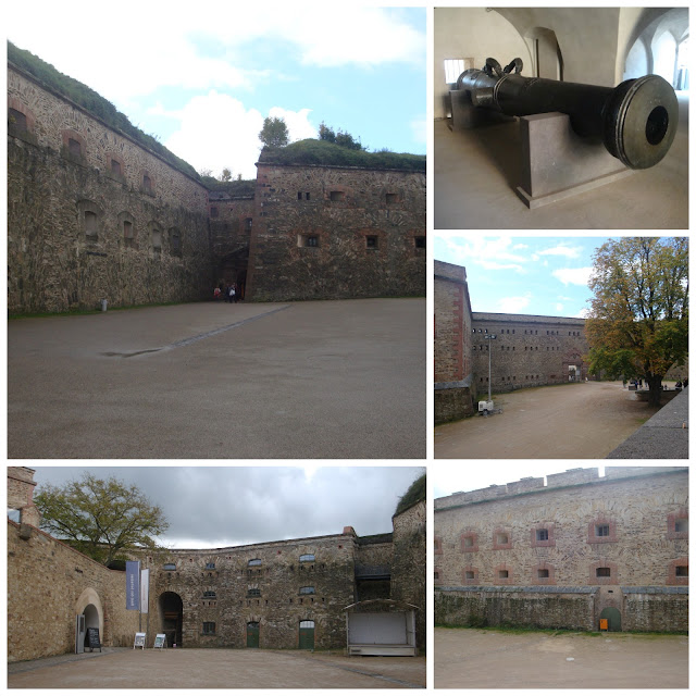 Festung Ehrenbreitstein, Koblenz, Alemanha