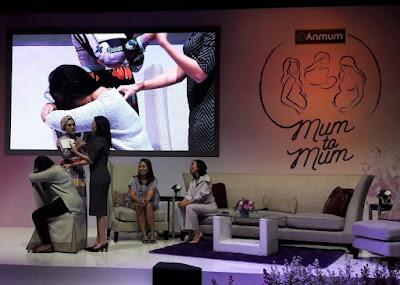 Anmum Mum To Mum Platform Online Edukatif, Informatif Dan Saling Berbagi Para Ibu
