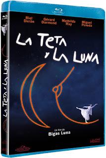 La Teta y la Luna [BD25] *Castellano