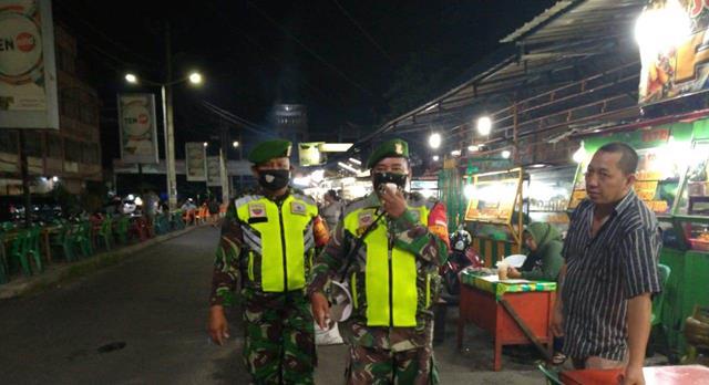 Dengan Cara Komunikasi Sosial Personel Jajaran Kodim 0207/Simalungun Jalin Silaturahmi Dengan Warga