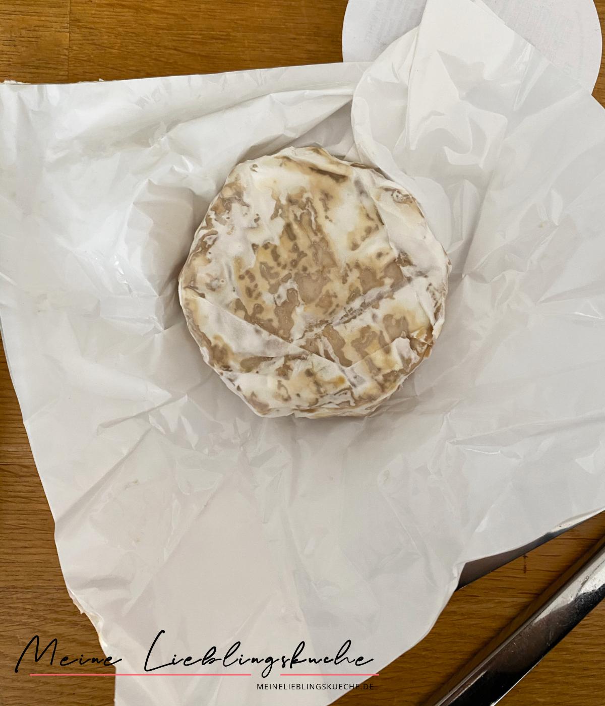 Happy White, Camembert Alternative von Happy Cashew