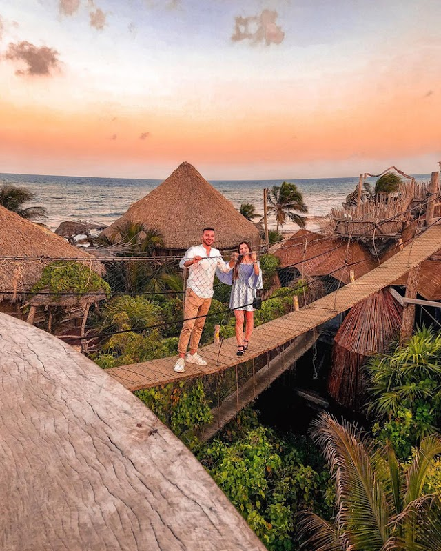 Tree resort in Mexico is only for tourists over 18 years old