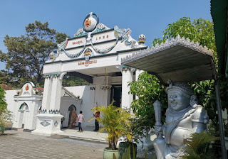 Yogyakarta, Palacio de Kraton.