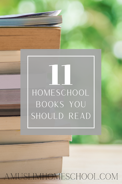 11 homeschool book recommendations
