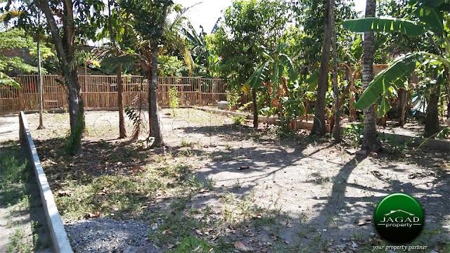 Tanah di jalan Srandakan dekat Kota Bantul