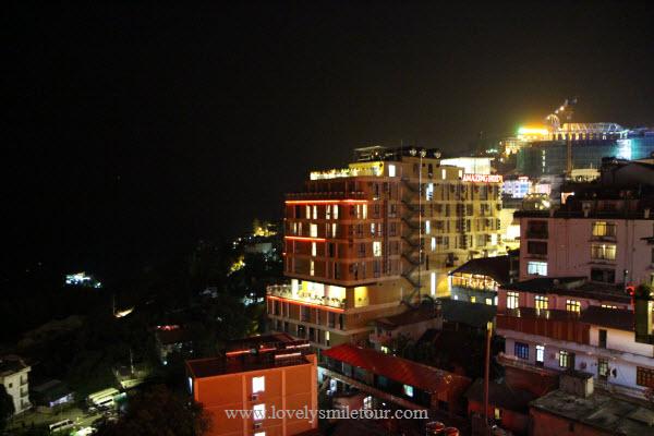 โรงแรม Holiday Sa Pa Hotel