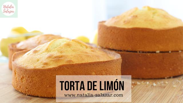 receta natalia salazar torta limon