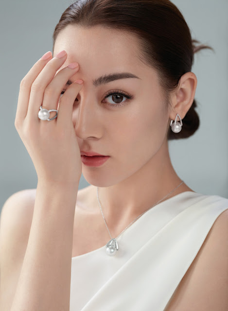 Dilraba Dilmurat is Mikimoto's New Brand Ambassador