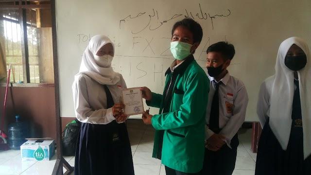 Mahasiswa Prodi PAI Jadi Panitia Perlombaan SMP Negeri 1 Mentaya Hilir Utara