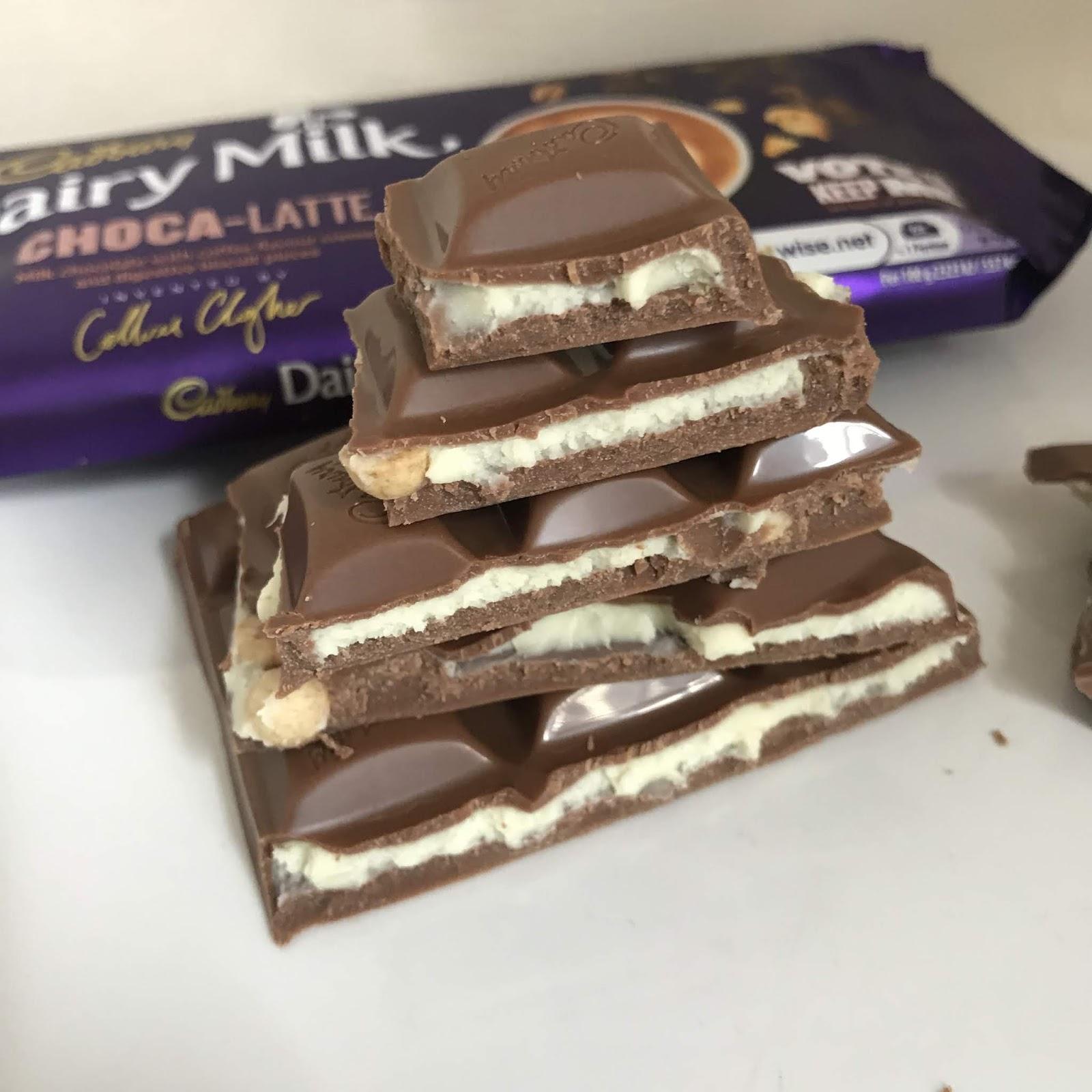 Cadbury Dairy Milk Choca Latte