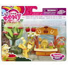 My Little Pony Sweet Apple Acres Large Story Pack Applejack Friendship is Magic Collection Pony