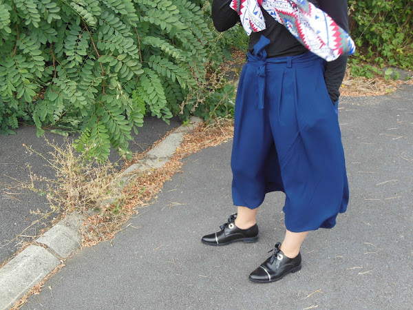 Botanic Trousers- Version Automne
