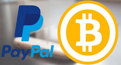 ¿Paypal aceptará Bitcoin en sus transacciones?