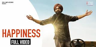 Happiness Lyrics in Hindi (हिंदी) - Tarsem Jassar