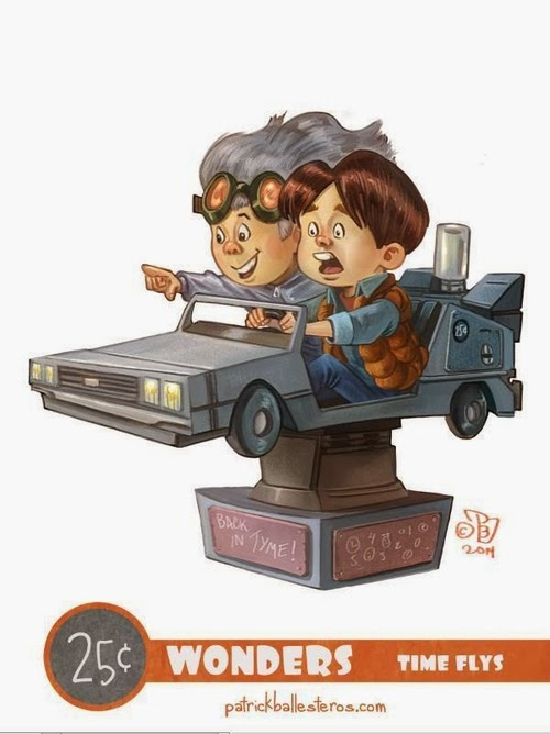 07-Back-to-the-Future-Patrick-Ballesteros-25-Cent-Wonders-Drawings-www-designstack-co
