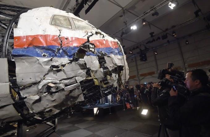 Penyiasat Rumuskan #MH17 Ditembak Pemberontak Ukraine
