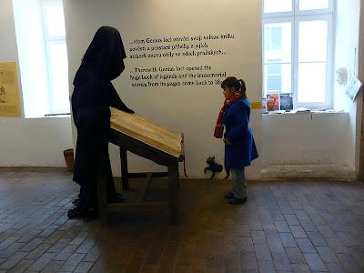 musée des fantômes et légendes de Prague