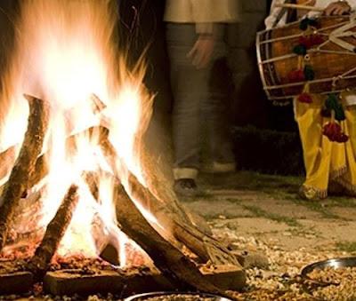 Celebrate Lohri  Festival 2020