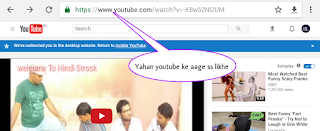 download Youtube video without any app