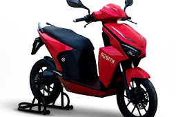 Harga Motor Listrik Gesits Spesifikasi Terbaru 2020