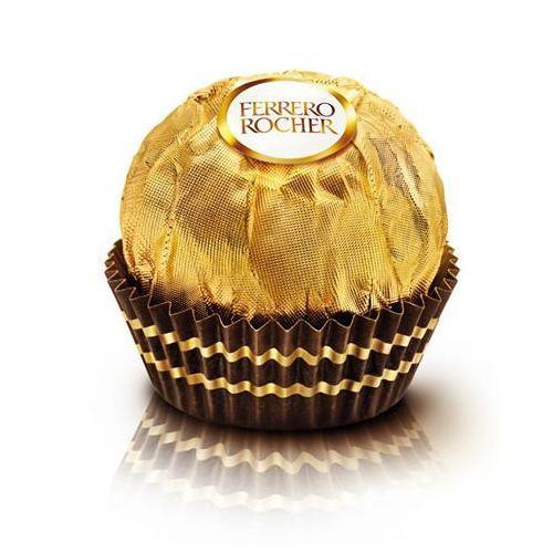 How mini cake Ferrero Rocher works