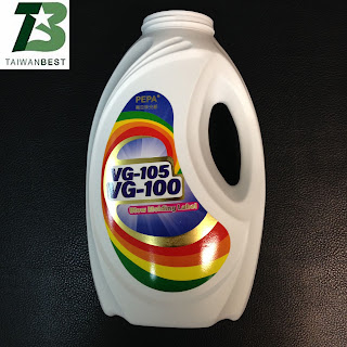 synthetic pp paper blowing bottle