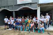 Alumni '94 Spensa Manado Gelar Baksos dan Ibadah Natal