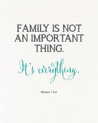 beautiful Quotes About Family: sweet family wishes quotes