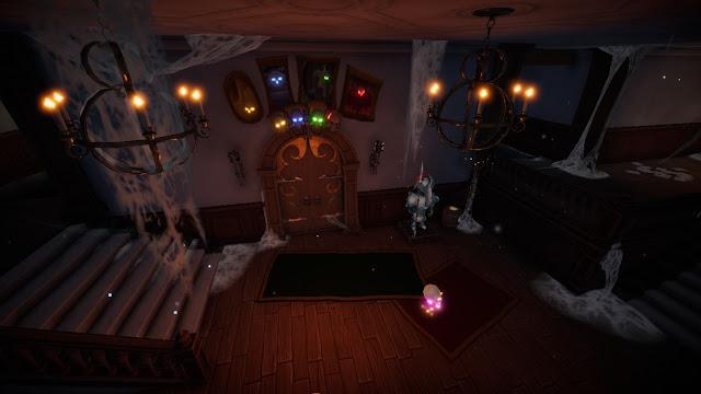 Fifo´s Night para Steam La mansión