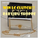 @ Win LC Clutch From BabyIbu Shoppe!!