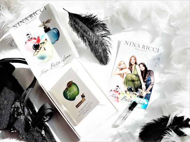 avis belle nina ricci, princess life, nouveau parfum nina ricci, parfum nina ricci, blog parfum, nouveau parfum femme, tendance parfums