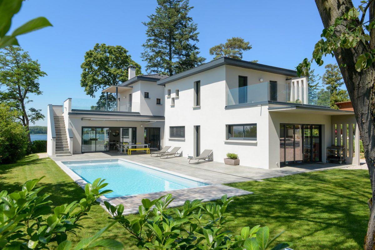 Les archives de la terre cuite imerys une villa - Les plus belles architectures de maisons ...